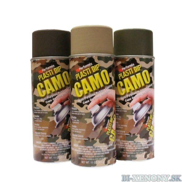 plasti dip Camo komplet