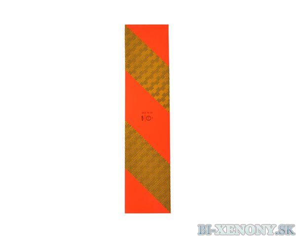 Reflexná hliníková tabuľa na ťahač, sada 2 ks, 1mm