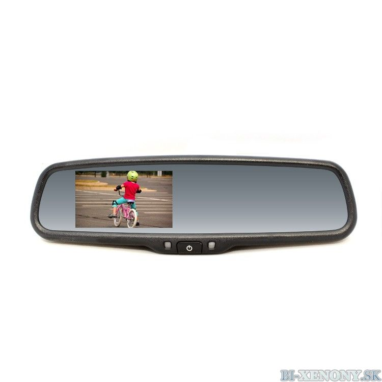 Spätné zrkadlo s LCD displejom, Renault, Dacia RM LCD REN
