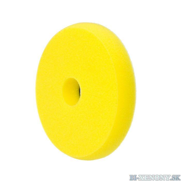 Sada 5ks žltých stredne tvrdých leštiacich PRO padov 135mm RRC