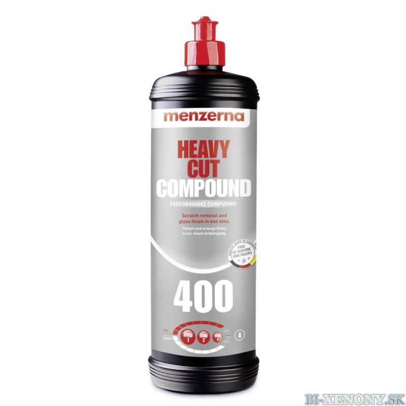 Silná brúsna pasta Menzerna Heavy Cut Compound 400 1L