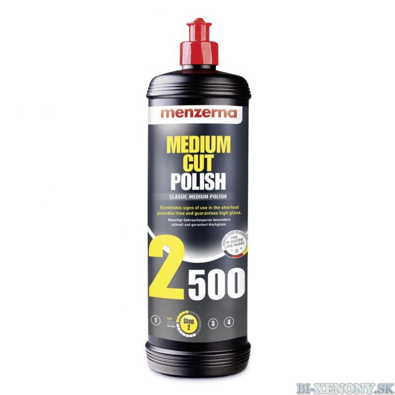 Stredná rezacia pasta Menzerna Medium Cut Polish 2500 1L