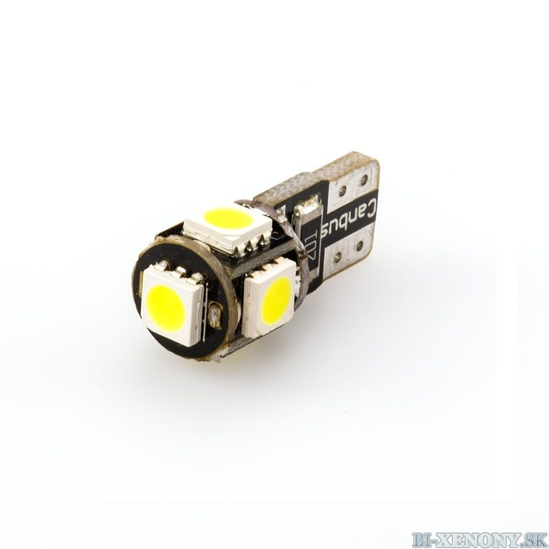 T10 5SMD CANBUS