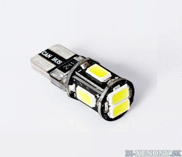 T10 6SMD 5630 CANBUS