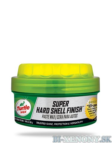 Turtle Wax – Super Hard Shell Paste Wax 397g + aplikátor