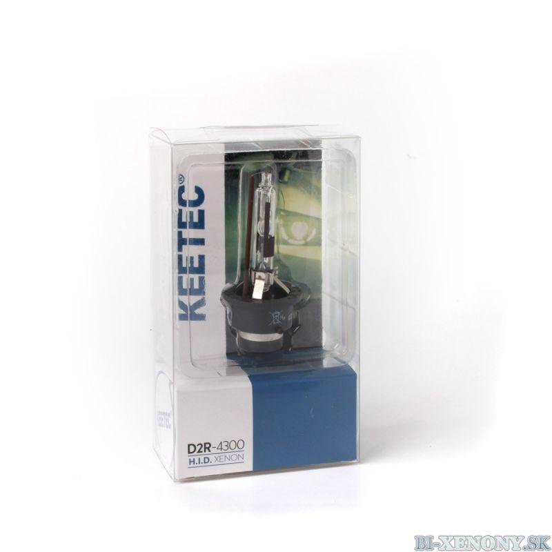 Xenónová výbojka KEETEC V D2R-4300