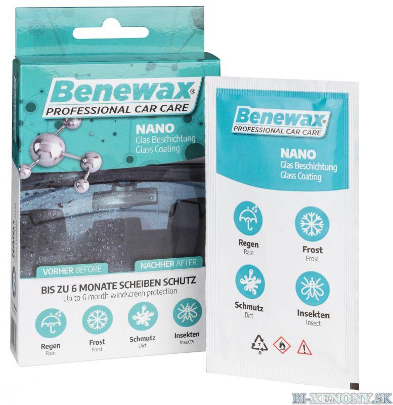 Walser NANO ochrana čelného skla (Benewax)