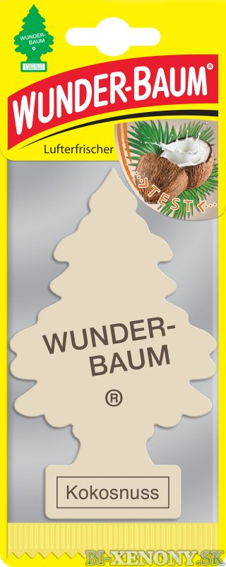 Wunder-Baum - Kokosnus