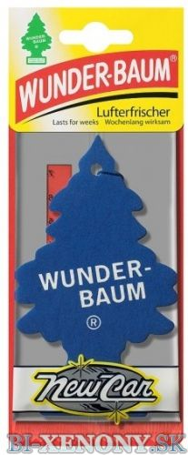 Wunder-Baum - New Car