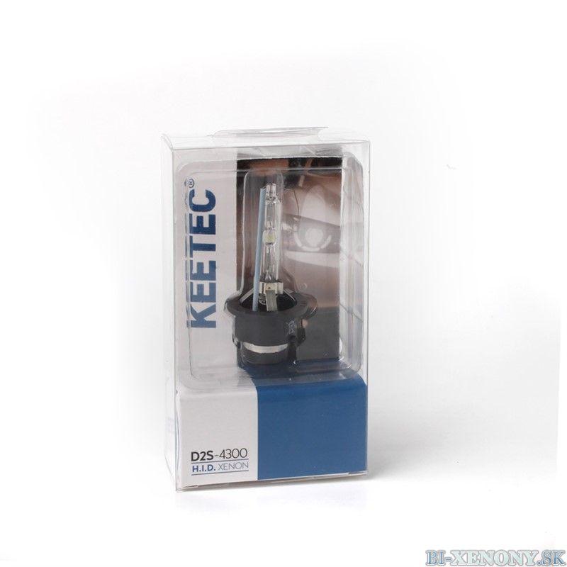 Xenónová výbojka KEETEC V D2S-4300