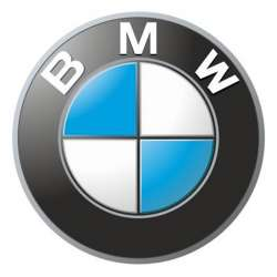 4CARS 3D CAR LOGO BMW