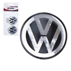 4CARS 3D CAR LOGO VW