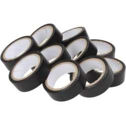 4CARS izolačná páska čierna 10ks, 15mm