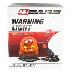 4CARS viacfunkčné výstražné svetlo svetlo 24V