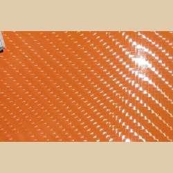 4D oranzova karbonova folia