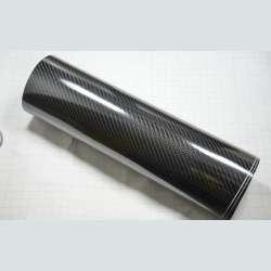 5D karbónová fólia čierna AIR FREE