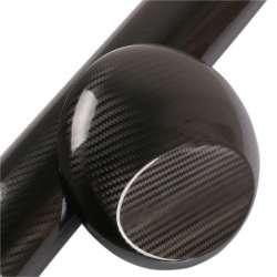 5D karbónová fólia 100cm x 152cm čierna
