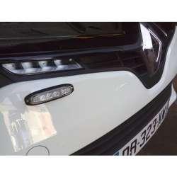 Pozičné výstražné LED svetlo, 12-24V, R65, oranžové 911X6-A
