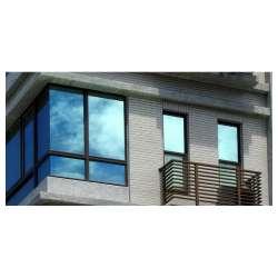 AMiO Fólia na okná Zrkadlová 0,5x3m Priepustnosť svetla 15%
