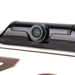 Univerzálna predná kamera v podložke pre ev.číslo BC PLATE-F