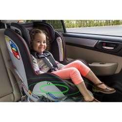 Systém monitorovania detskej autosedačky BSA-1