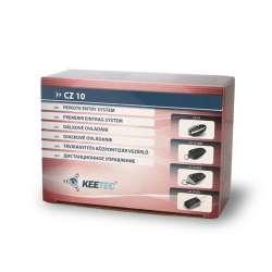 Diaľkové ovládanie KEETEC CZ 10 LINE