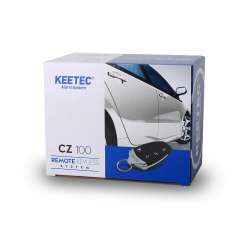 Diaľkové ovládanie KEETEC CZ 100 LINE