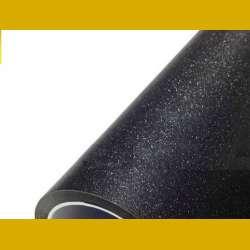 Ochranná fólia - diamantová čierna