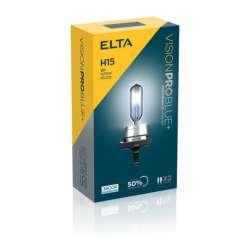 ELTA H15 12V 55/15W Vision PRO BLUE+ BOX 2ks