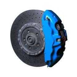 Farba na brzdové strmene Foliatec modrá GT