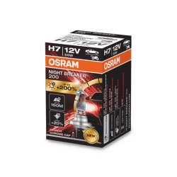 H7 OSRAM  Night Breaker Laser +200% 1ks