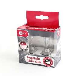 Halogénová žiarovka Megalight Ultra GE H7-MU120