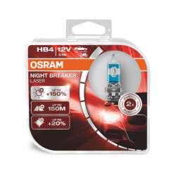 HB4 OSRAM  Night Breaker Laser +150% BOX 2ks