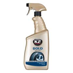 K2 čistič pneumatík Bold 700ml Atom