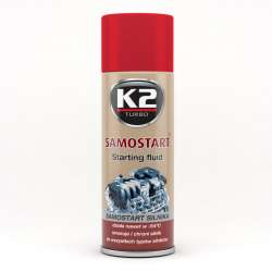 K2 Štartovacia tekutina do -54°C SUPER START 400ml