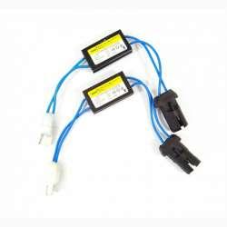 Odporový kábel pre LED diódy T10 W5W