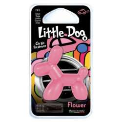 Little Dog - Flower