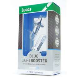 LUCAS Blue Light Booster H1 P14,5s 12V 55W