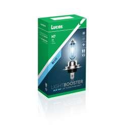 LUCAS Blue Light Booster H7 PX26d 12V 55W