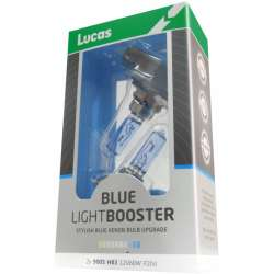 LUCAS Blue Light Booster HB3 P20d 12V 60W