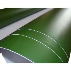 Matná fólia 100cm x 152cm vojenská zelená