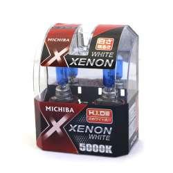 H11 MICHIBA Halogénová žiarovka Xenon White