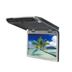 """Multimediálny stropný monitor, slim 15.6"""" USB/HDMI, šedý MR1560G"""