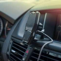 Magnetický držiak telefónu s bezdrôtovým nabíjaním Neoline Qi M2