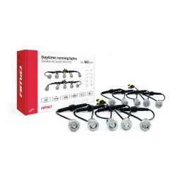 LED denné svietenie DRL 502 HP mini (NSSC 502 HP mini)