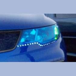 Ochranná fólia - tmavo modrá