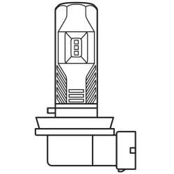 Osram 67219CW LEDriving FOG LED hmlové svetlo H8/H11/H16