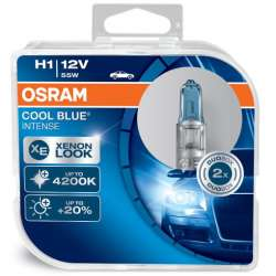 OSRAM CoolBlue Intense H1 55W