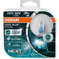 OSRAM CoolBlue Intense H11 55W NextGeneration 5000K BOX