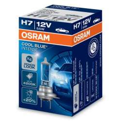 OSRAM CoolBlue Intense H7 55W 1KS